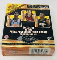 2005-06 Press Pass Collectors Series Basketball Box Set