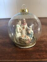 Vintage House of Lloyd Nativity Christmas Ornament 1994