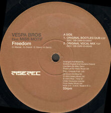 VESPA BROS - Freedom - Feat. Miss Motif - Rise
