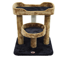 Cat Kitty Tree Tower Condo Scratching Post Bed Step Furniture Home Decor Supply