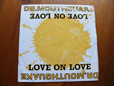 """E-ZEE POSSEE feat Dr Mouthquake ~ Love on love~ 1989 7"""""""