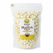 Elworld Agro & Organic Food Products Natural Makhana Fox Nut (150 g)