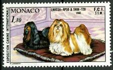 MONACO - 1980 - Esposizione canina internazionale di Montecarlo