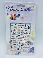 Brands - D011 Designer Decal Sticker Mix