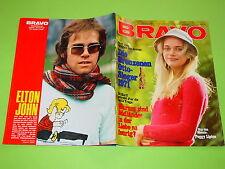 BRAVO NR. 14 von 1971 - COVER PEGGY LIPTON / STARSCHNITT TARZAN RON ELY Teil 2