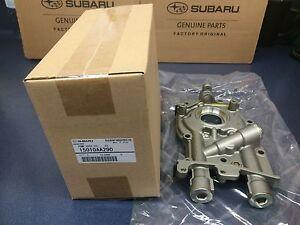 Genuine OEM Subaru Oil Pump Impreza Legacy Forester Baja 2002-2006 2.5 Non turbo