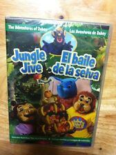 ~ THE ADVENTURES OF ZOBEY - JUNGLE JIVE ~ DVD - EL BAILE DE LA SELVA ~ HAND EYE