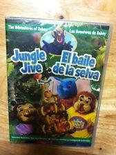 ~ THE ADVENTURES OF ZOBEY - JUNGLE JIVE ~ DVD - EL BAILE DE LA SELVA ~ HAND EYE
