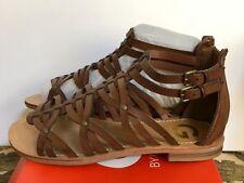 Guess Hendal Sandal Brown Size 6 NWB