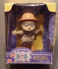 1998 Mattel Nickelodeon Rugrats Movie Tommy Figure Soft Pal 3+ Sealed Box Wear