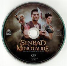Sinbad and the Minotaur (Dvd disc) Manu Bennett, Steven Grives