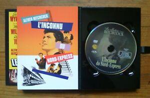 Alfred Hitchcock Coffret Collector 7 DVD 2004 Edition Limitée Voir Descriptif