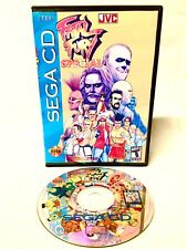 FATAL FURY SPECIAL •Sega CD• Cased Disc w/ Custom Art NTSC-U/C