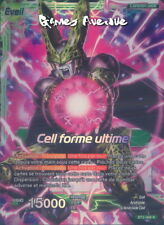 Dragon Ball Super Card Game! Cell forme ultime BT2-068 R - VF/RARE