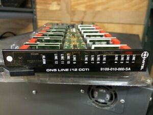 Refurbished Mitel 9109-010-000-sa SX200 icp200 Digital ONS Line Card (12 CCT)