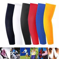 Cooling Arm Sleeves Cover UV Sun Protection Basketball Cycling Yoga Armband