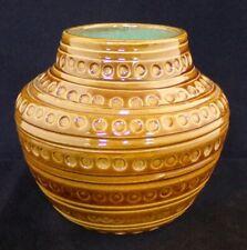 UND University Of North Dakota Pottery Julia Mattson Vase School Of Mines