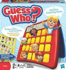 Hasbro Guess Who for 2 players aged 6 years and over