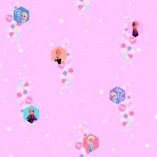 Eiskönigin Tapete / Frozen / Anna & Elsa Rosa / FR3003-2 Disney / 1,55 €/qm