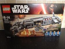 LEGO STAR WARS - 75140 Resistance Troop Transporter *Brand New In Sealed Box*