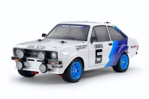 58687 Tamiya FORD ESCORT MK.II Body Set Painted M04/M05/M06/M03R/M07/M08/51658