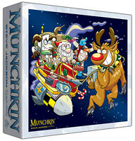 Munchkin Christmas Monster Box - Steve Jackson Games - FREE SHIPPING!