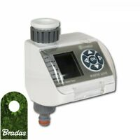 B-WARE Bewässerungsautomat LCD Display Zeitschaltuhr BRADAS 6968 B-WARE