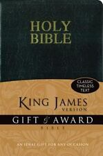 King James Version Gift and Awards Bible by Zondervan(Brand New 2011')