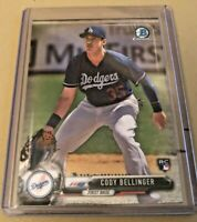 2017 Bowman Chrome CODY BELLINGER Los Angeles Dodgers Rookie Prospect RC #27
