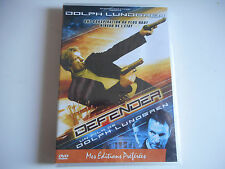 DVD NEUF - THE DEFENDER fim de DOLPH LUNDGREN - ZONE 2
