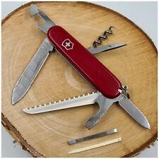 Couteau de Poche multifonction VICTORINOX OFFICIER SUISSE rouge-Pocket knife
