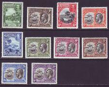 Grenada 1934 SC 114-123 MH Set