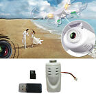 Syma x5c x5sc x5c-1 m68 k300c 2MP Mini HD Camera Micro SD for Copter Plane New`