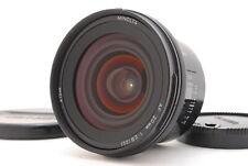 【NearMint】Minolta AF 20mm f/2.8 Wide Angle Lens for Sony A mount JAPAN(120-E686)