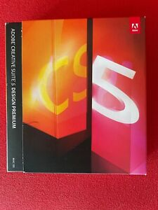 Adobe Creative Suite 5 Design Premium CS5 Mac OS Full Retail