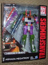 Combiner Wars ARMADA MEGATRON Transformers Generations Leader Class 2015  MIB