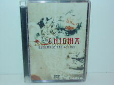 ENIGMA Remember The Future  Jewel Box Sealed DVD FREE POST- mmoetwil@hotmail.com