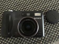 Sony Cybershot DSC S-85 schwarz 4,1 Megapixel