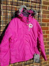 adc6bbc3a992 Female Surfanic junior ski jacket. Vela. Pink. 32