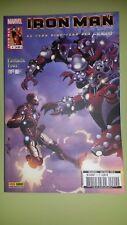 comics IRON MAN le plus high-tech des avengers n°4