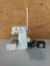 Singer Tiny Serger Overedging Machine TS380A - Portable Convenient Tested A+