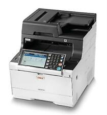 OKI Mc573dn A4 Colour Multifunction Duplex Print Scan & Fax Printer.