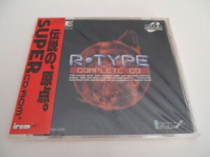 R-Type Complete CD - PC Engine / Turbo Duo - Irem Shmup