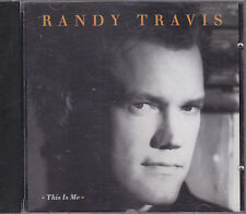RANDY TRAVIS - this is me CD