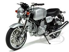 DUCATI GT 1000 MOTORCYCLE SILVER 1/12 DIECAST MODEL BY AUTOART 12547