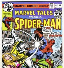 The Amazing Spider-Man #125 reprinted in MARVEL TALES #102 from Apr. 1979 in VF