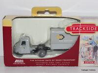 Lledo Trackside Scammell Scarab Van Trailer Rail Freight DG148009 Ltd. Ed. 1:76