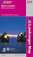 East London, Billericay and Gravesend by Ordnance Survey
