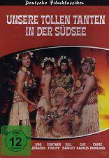DVD NEU/OVP - Unsere tollen Tanten in der Südsee - Udo Jürgens & Gunther Philipp