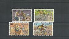 JAMAICA SG 722-725-OLYMPIC GAMES SEOUL  MNH